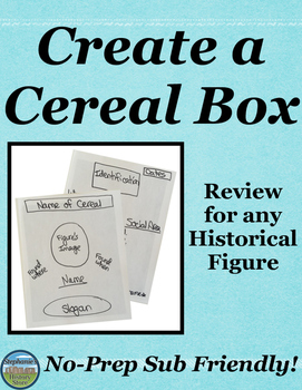 Historical Figure Review Activity