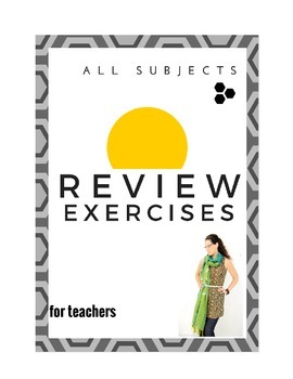 Review Activity for all Subjects