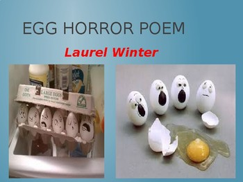 "Review- Analysis of ""Egg Horror Poem"" by Laurel Winter"