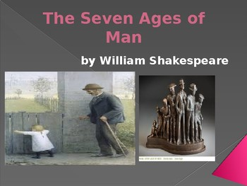 """Review / Analysis of """"The Seven Ages of Man"""" by William Shakespeare"""