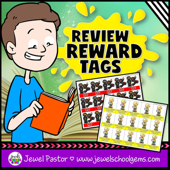 Review Brag Tags