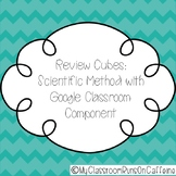 Review Cubes Scientific Method Review Game