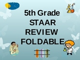 Review Foldable PowerPoint Presentation