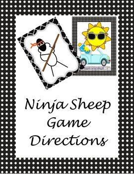 Review Game: Everything was Fantastic until the Ninja Sheep Arrived (colour)