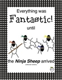Review Game: Everything was Fantastic until the Ninja Shee
