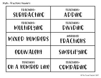 Review Game Show Cards
