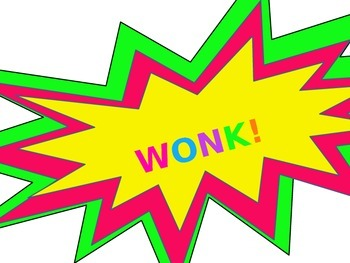 Review Game: Wonk! (White Background)