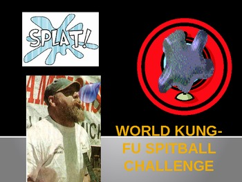 Review Game- World Spitball Challenge