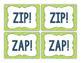 Review Game: Zip! Zap!