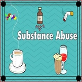 Review Game for Grade 3 Substance Abuse Unit