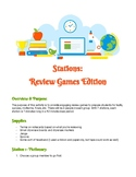 Review Games Stations
