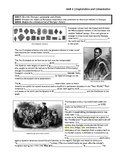 Unit 3 - Exploration and Colonization (SS8G1, SS8H1, SS8H2)