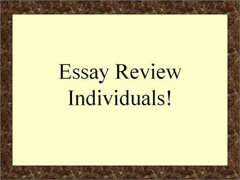 Review: Individuals in Global History (NYS)