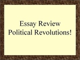 Review: Political Revolutions in Global History (NYS)