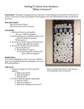 Review, Preview or Exit Slip Activity