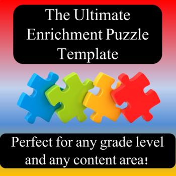 Review Puzzle!  (The Ultimate Enrichment Puzzle)