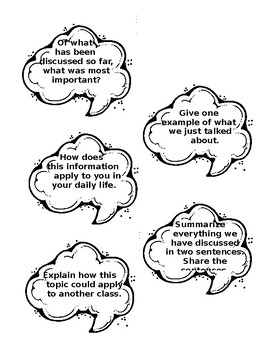 Review Questioning
