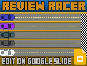 Review Racer (Google Slides Game Template)