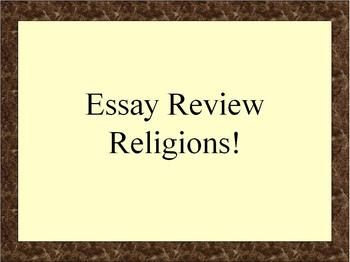 Review: Religions in Global History (NYS)