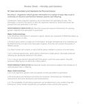 Review Sheet - Heredity and Genetics (middle/high school science)