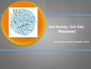 Review Strategies