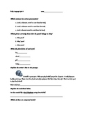 Review Test for the USE IT! DON'T LOSE IT! Daily Language