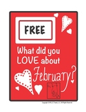 "Review The ""LOVE"" in February!"