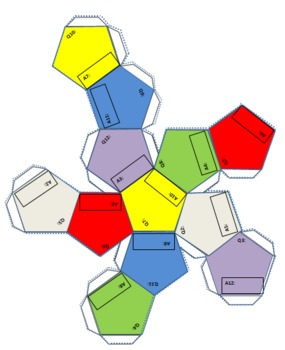 Review Tool - Bucky Ball (Foldable Dodecahedron)