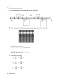 Review Worksheet- Fractions & Decimals