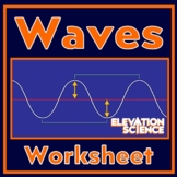 Review Worksheet: Transverse & Longitudinal (sound) Waves