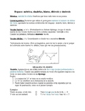 Review before Quiz/Exam: Metrica, Sinalefas, Hiatos, Diere