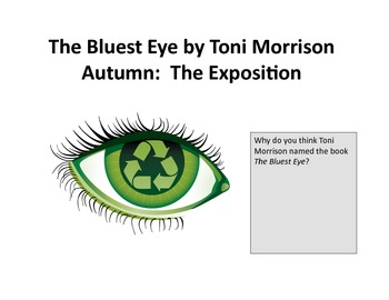 """Review for """"Autumn"""" in Bluest Eye"""