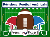 Customizable Powerpoint: American Foootball