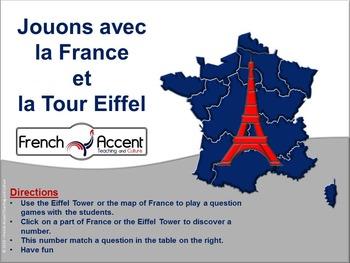 Customizable Powerpoint: France