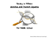Review in Fifteen: Genetics and Punnett Squares