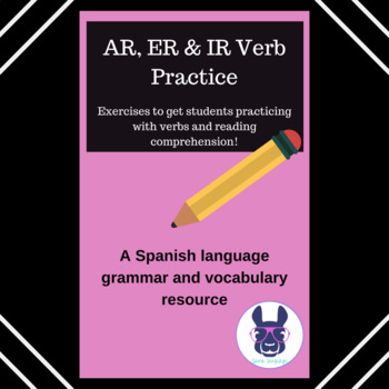 Review of AR, ER and IR verb conjugations