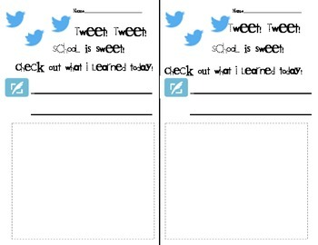 Review of the day - Tweet! Tweet!