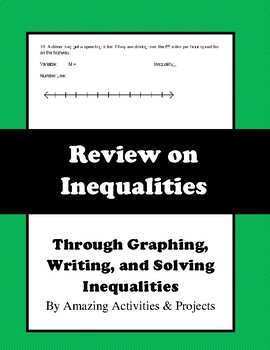Review on Inequalities