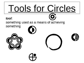 Reviewing Circle Properties