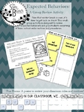 Reviewing Expected Behaviors - Routines and Procedures