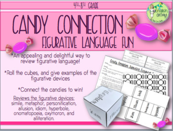 Figurative Language Review Game-Candy Connection Game
