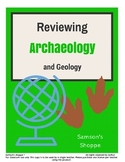 Reviewing Geography and Archaeology Worksheet