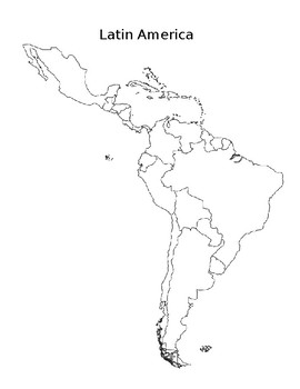Reviewing Latin American Geography