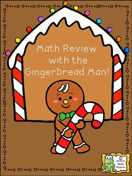 Math Review with the Gingerbread Man