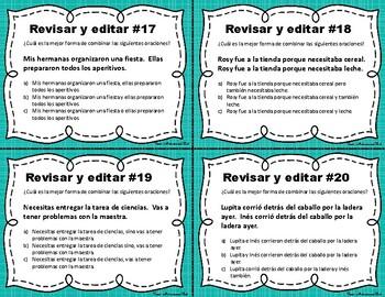 Revisar y Editar - Gramatica