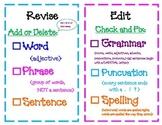 Revise & Edit Checklist