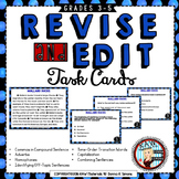 Revise Edit - Practice Effective Closing, Transitional Words, Commas