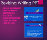 Revise, Revision of Essays, Writing, Research PPT