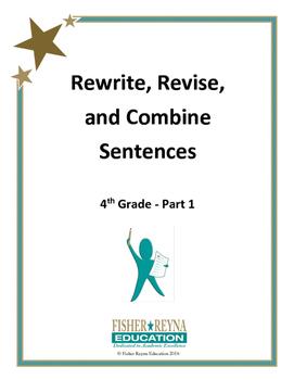 Revise Sentences 4th Grade Part 1