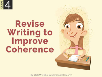 Revise Writing to Improve Coherence
